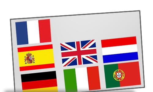 7 langues